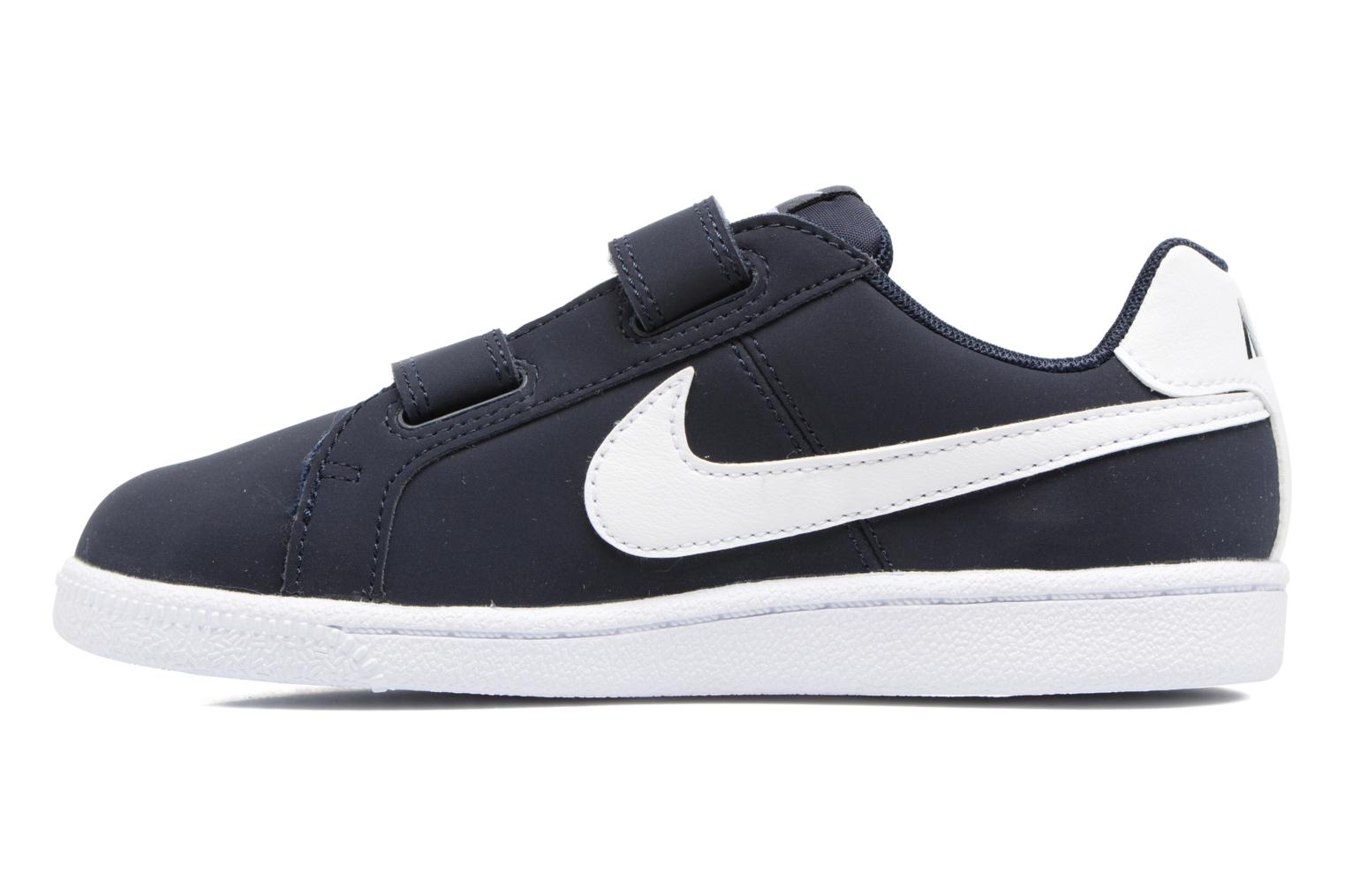 Baskets Nike Nike Court Royale (Psv) Noir vue face