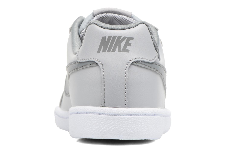 Baskets Nike Nike Court Royale (Psv) Gris vue droite