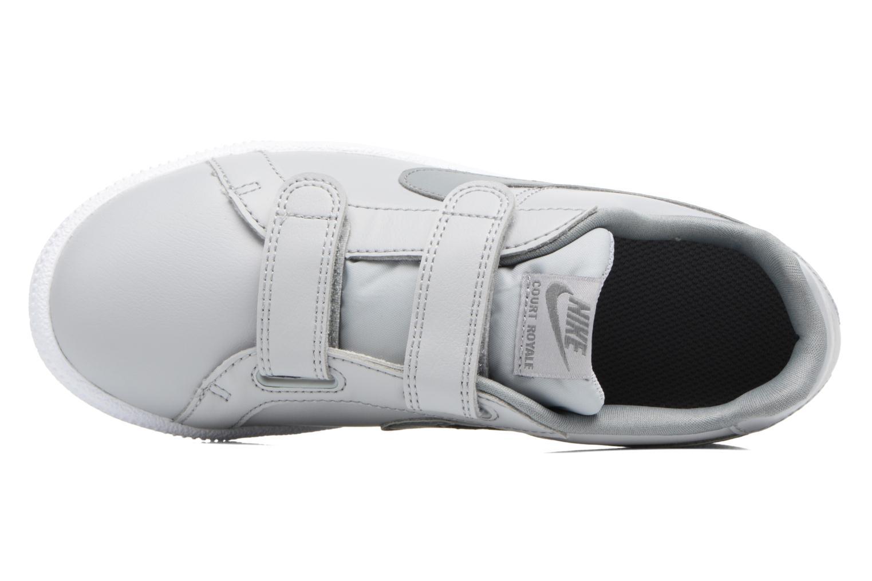Sneakers Nike Nike Court Royale (Psv) Grijs links