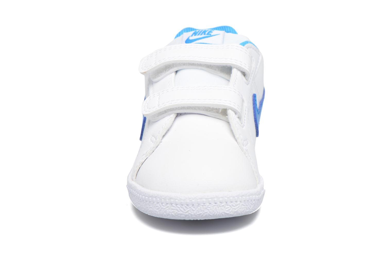 Baskets Nike Nike Court Royale (Tdv) Blanc vue portées chaussures