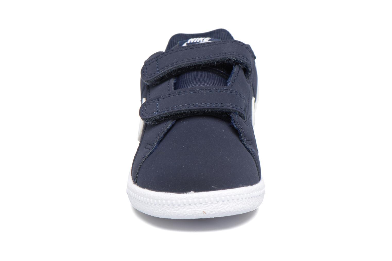 Sneakers Nike Nike Court Royale (Tdv) Nero modello indossato