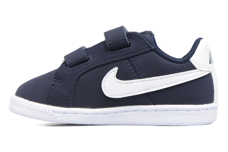 Sneakers Nike Nike Court Royale (Tdv) Nero immagine frontale