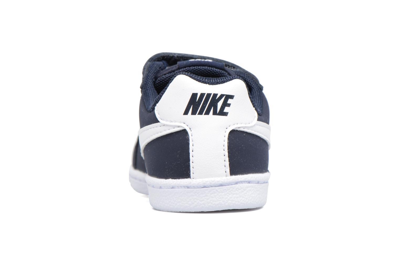Sneakers Nike Nike Court Royale (Tdv) Nero immagine destra