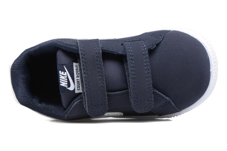 Sneakers Nike Nike Court Royale (Tdv) Nero immagine sinistra
