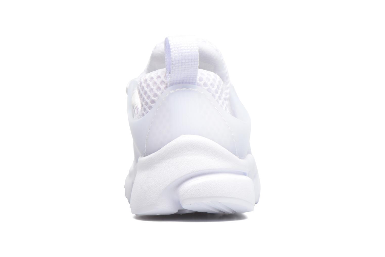Baskets Nike Nike Little Presto (Td) Blanc vue droite