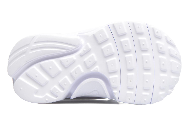 Baskets Nike Nike Little Presto (Td) Blanc vue haut