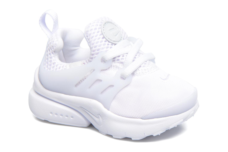 Baskets Nike Nike Little Presto (Td) Blanc vue détail/paire