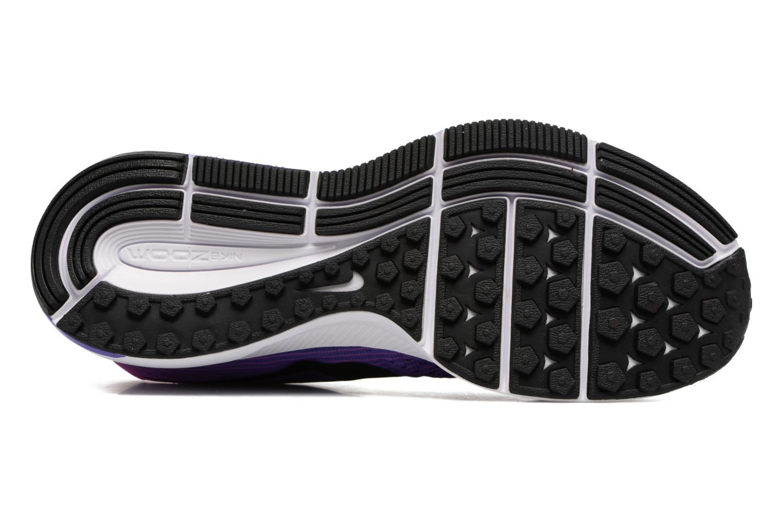 Baskets Nike Nike Zoom Pegasus 34 (Gs) Violet vue haut