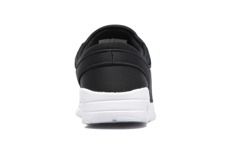 Baskets Nike Stefan Janoski Max (Gs) Noir vue droite