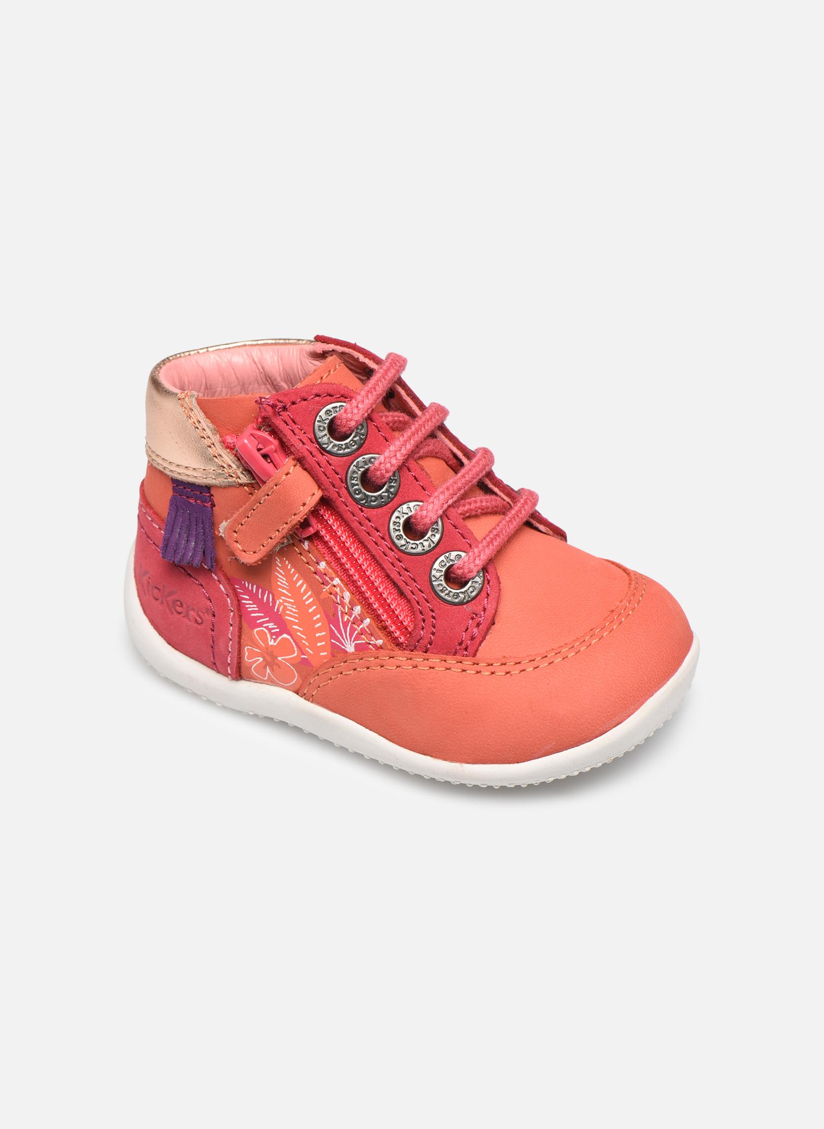 Snörade skor Barn Biflorid