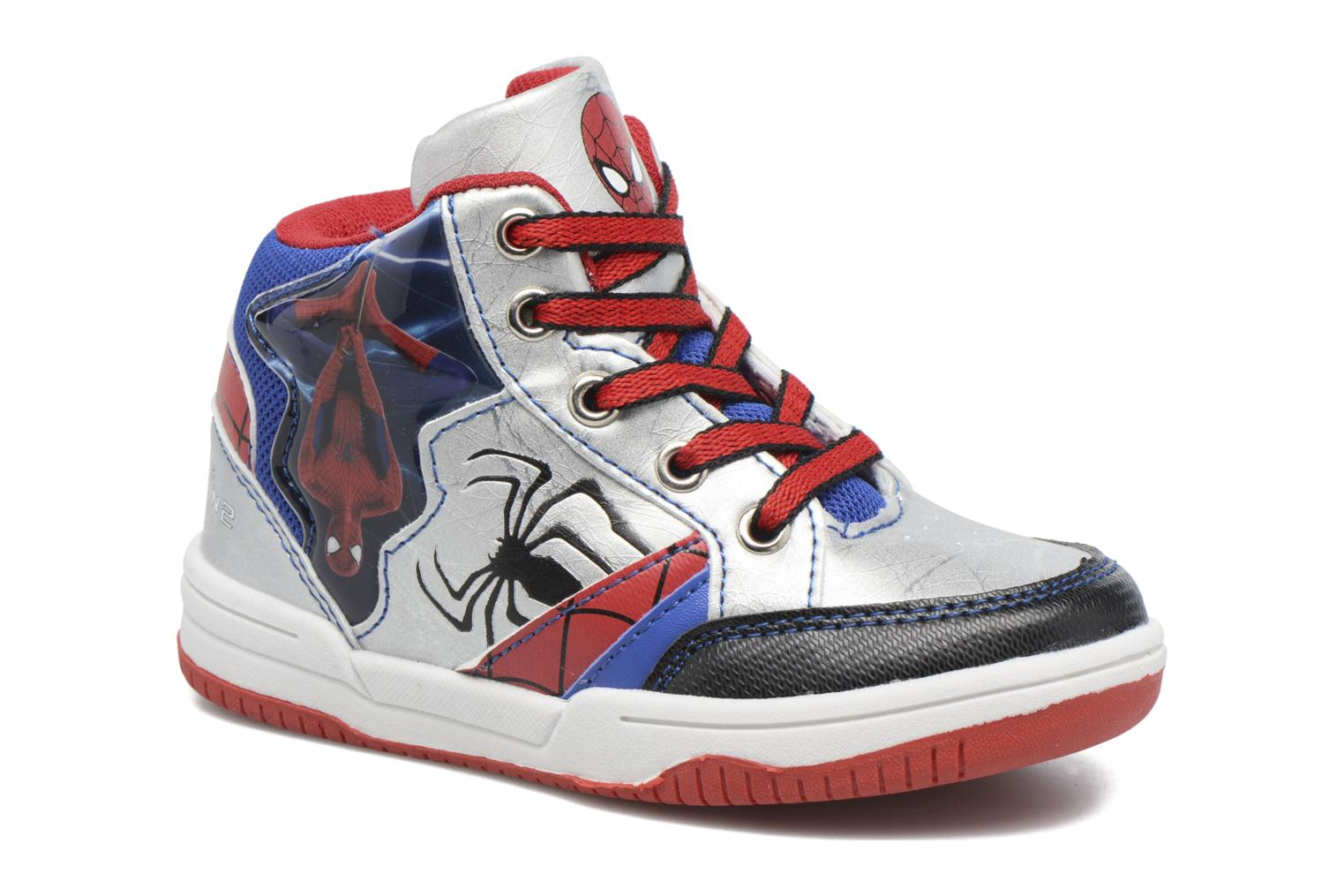 Baskets Spiderman Teo Spiderman Gris vue détail/paire