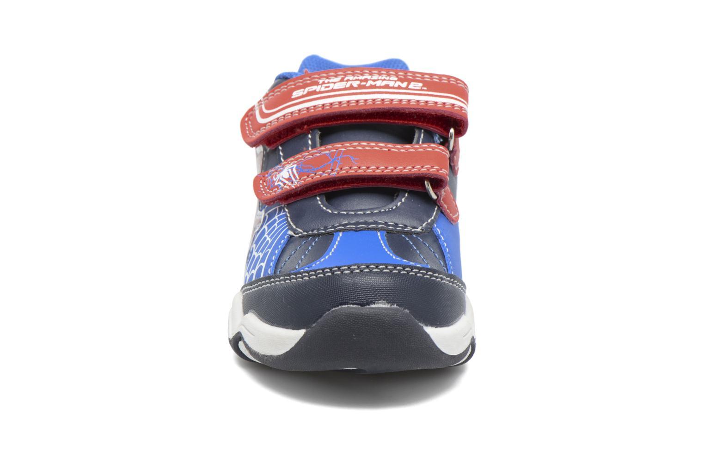 Baskets Spiderman Val Spiderman Bleu vue portées chaussures