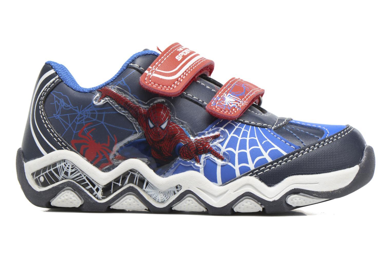 Baskets Spiderman Val Spiderman Bleu vue derrière
