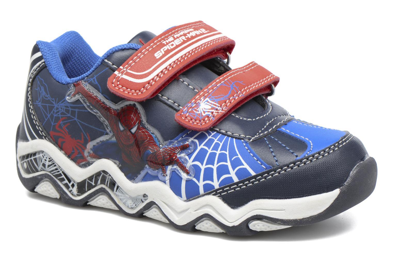 Baskets Spiderman Val Spiderman Bleu vue détail/paire