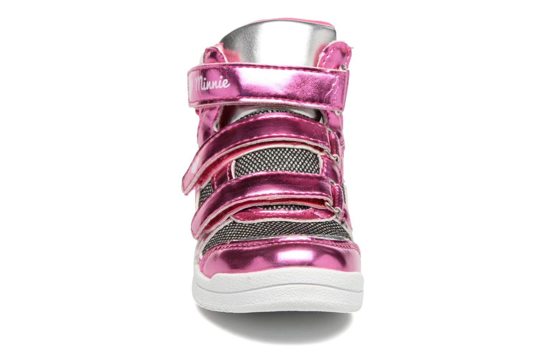 Baskets Minnie Jinnie Rose vue portées chaussures
