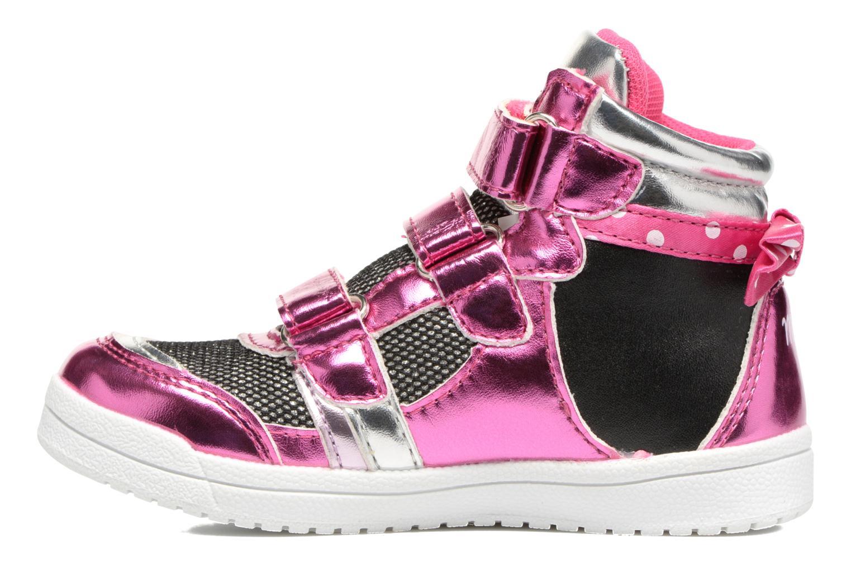 Sneaker Minnie Jinnie rosa ansicht von vorne