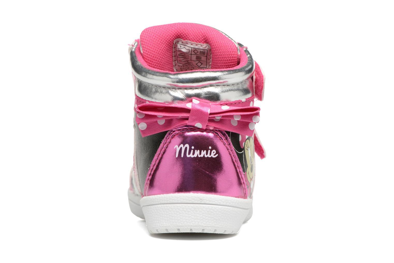 Baskets Minnie Jinnie Rose vue droite