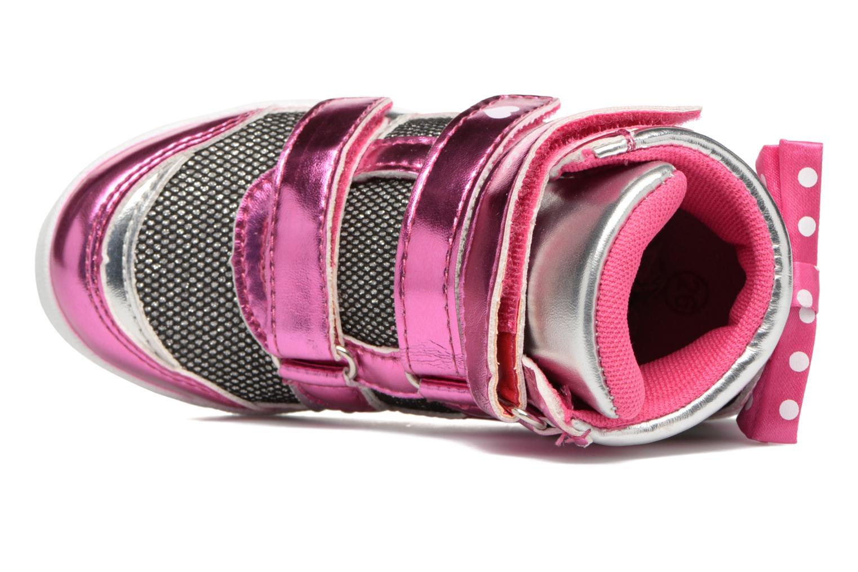 Sneaker Minnie Jinnie rosa ansicht von links