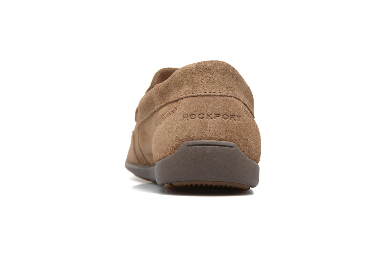 Loafers Rockport Bl4 Venetian Beige Se fra højre