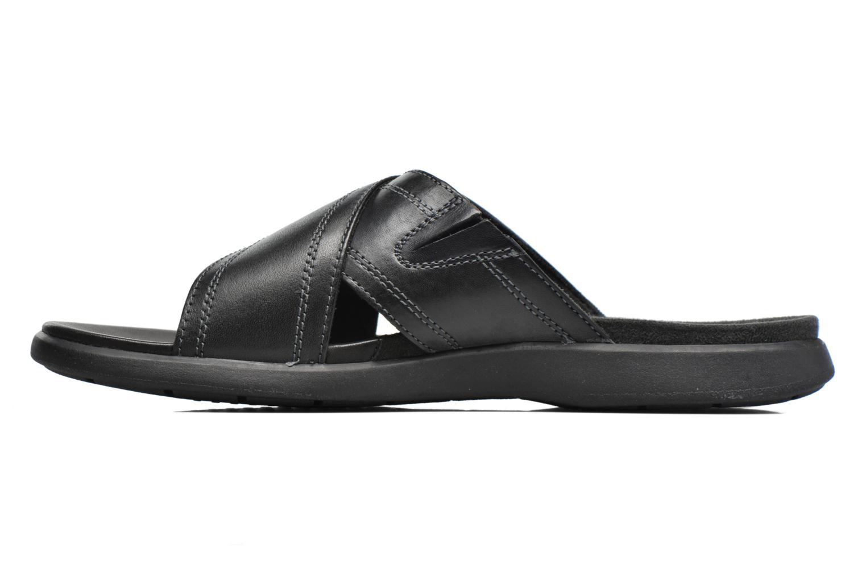 Sandales et nu-pieds Rockport Ds Crossband Noir vue face