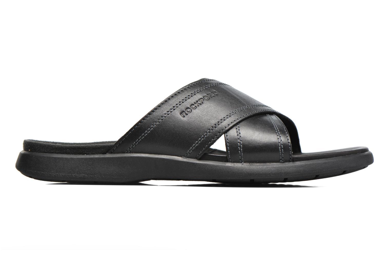 Sandales et nu-pieds Rockport Ds Crossband Noir vue derrière