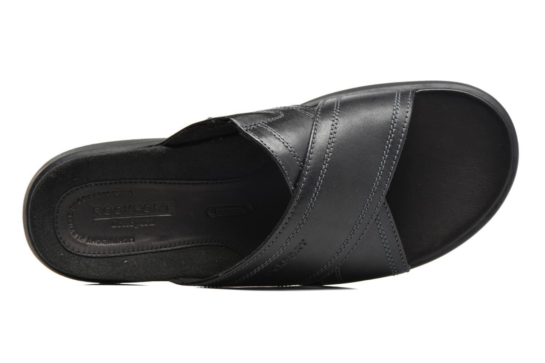 Sandales et nu-pieds Rockport Ds Crossband Noir vue gauche