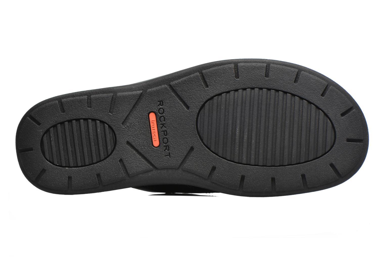Sandales et nu-pieds Rockport Ds Crossband Noir vue haut