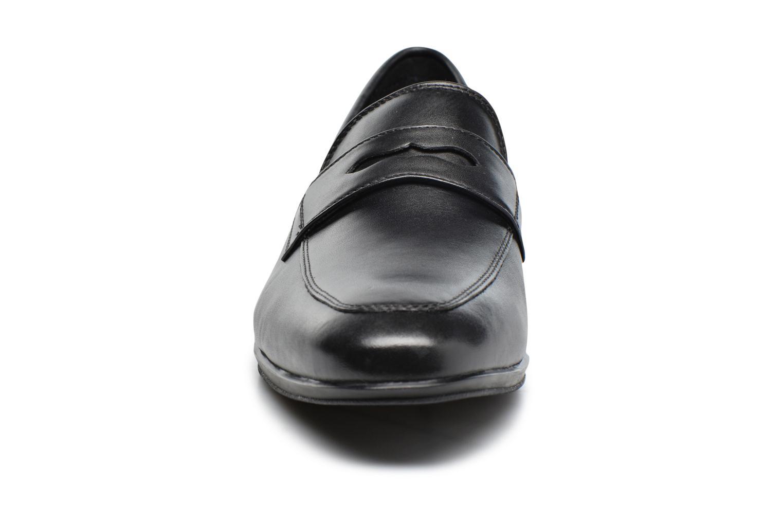 Mocassins Rockport Sc Penny Noir vue portées chaussures