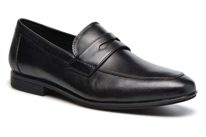 Sc Penny Black leather
