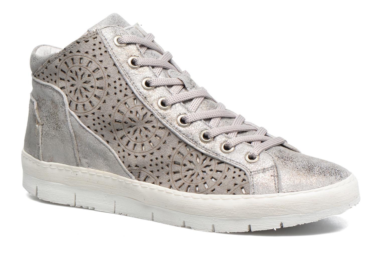 Sneakers Khrio Cacilia Grijs detail