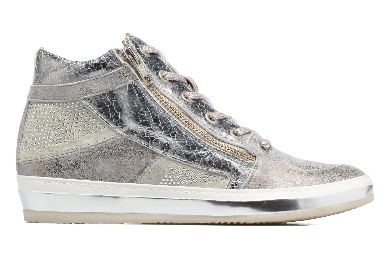 Sneakers Khrio Canella Zilver achterkant