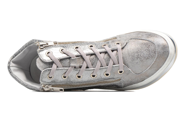 Sneakers Khrio Canella Zilver links