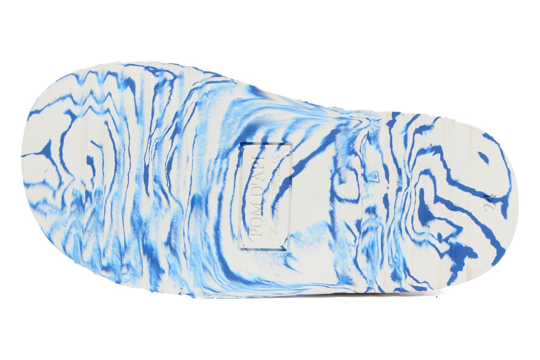 Waff Kastro Rouge/ sem blanc-bleu