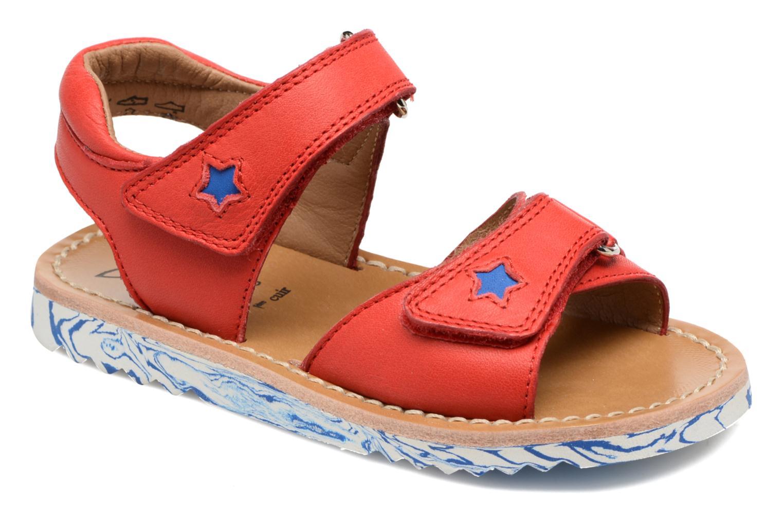 Sandali e scarpe aperte Pom d Api Waff Kastro Rosso vedi dettaglio/paio