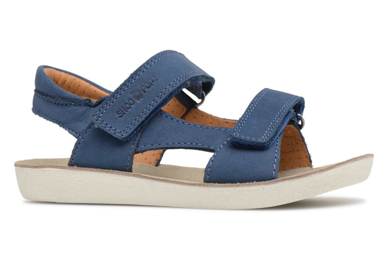 Sandali e scarpe aperte Shoo Pom Goa Boy Scratch Azzurro immagine posteriore
