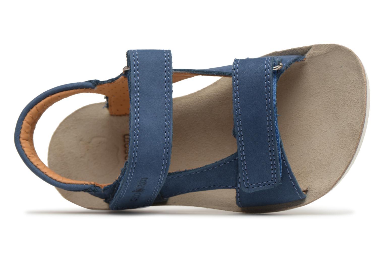 Sandali e scarpe aperte Shoo Pom Goa Boy Scratch Azzurro immagine sinistra