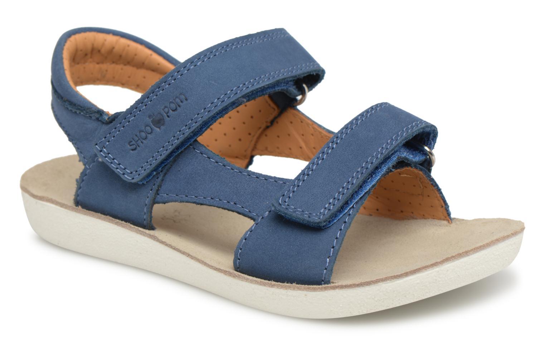 Sandali e scarpe aperte Shoo Pom Goa Boy Scratch Azzurro vedi dettaglio/paio