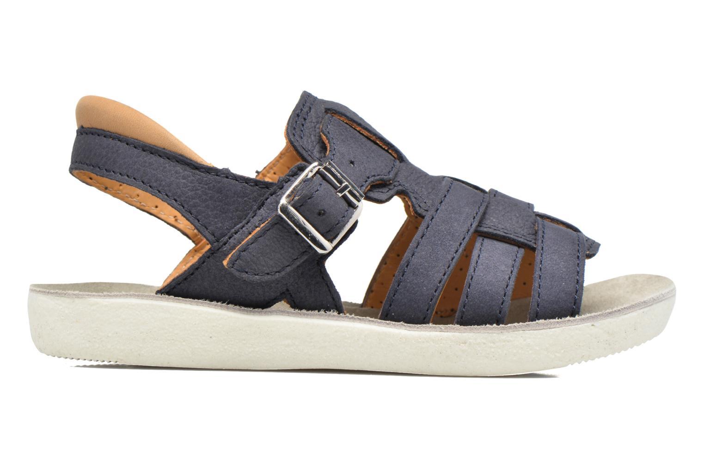 Sandales et nu-pieds Shoo Pom Goa Hector Bleu vue derrière