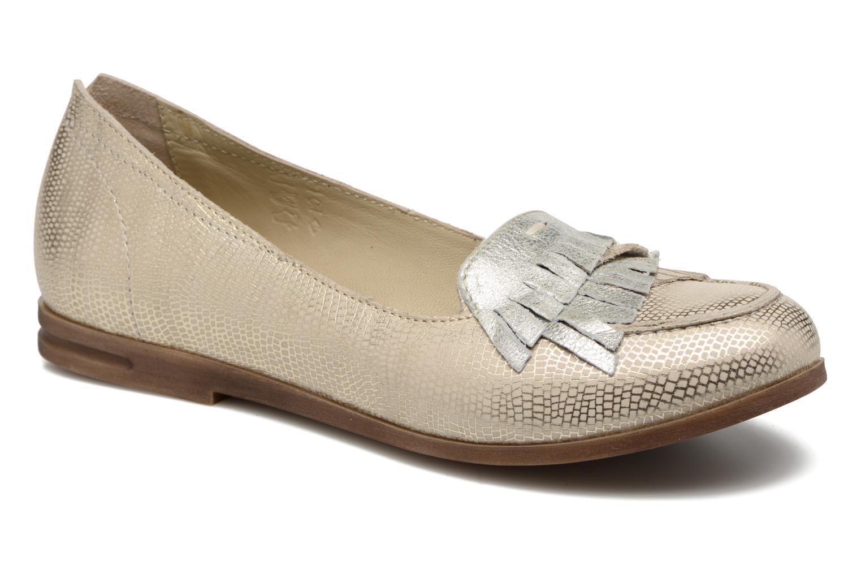 Zapatos promocionales Khrio Adua (Plateado) - Mocasines   Cómodo y bien parecido