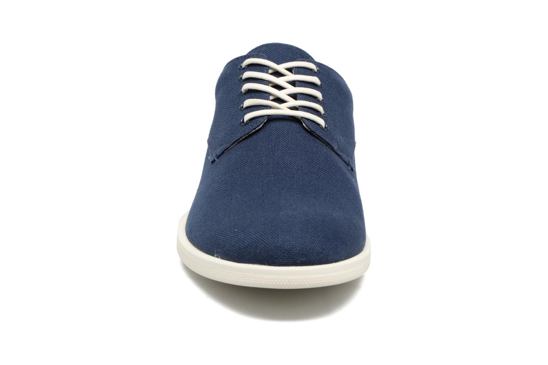 Chaussures à lacets Lacoste Laccord 217 1 Bleu vue portées chaussures