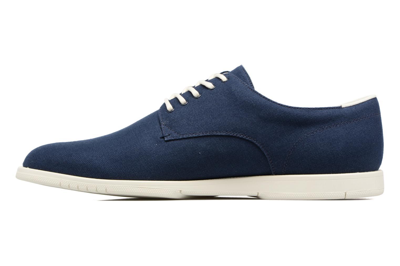 Chaussures à lacets Lacoste Laccord 217 1 Bleu vue face
