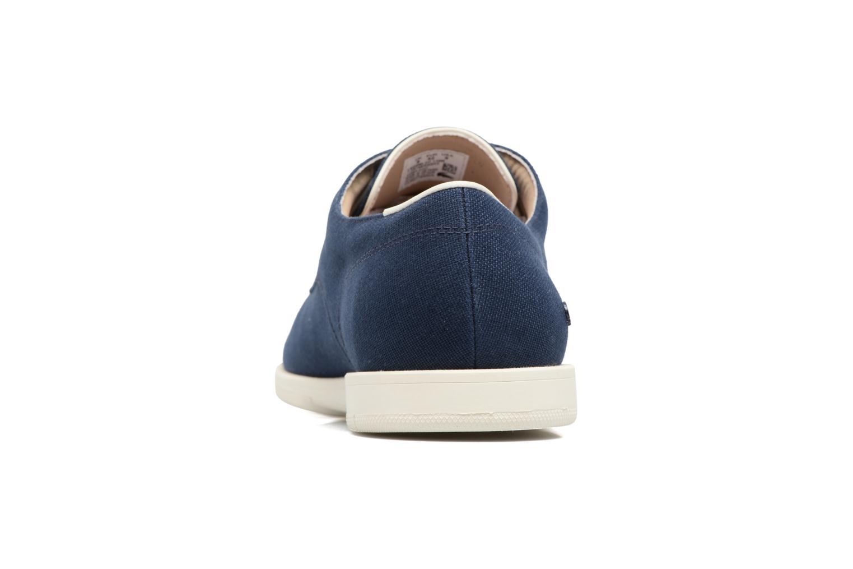 Chaussures à lacets Lacoste Laccord 217 1 Bleu vue droite