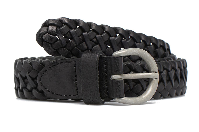 Loud Leather Jeans Belt Black