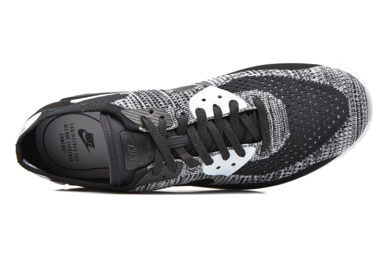 Baskets Nike Air Max 90 Ultra 2.0 Flyknit Noir vue gauche
