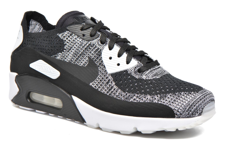 Sneakers Nike Air Max 90 Ultra 2.0 Flyknit Sort detaljeret billede af skoene