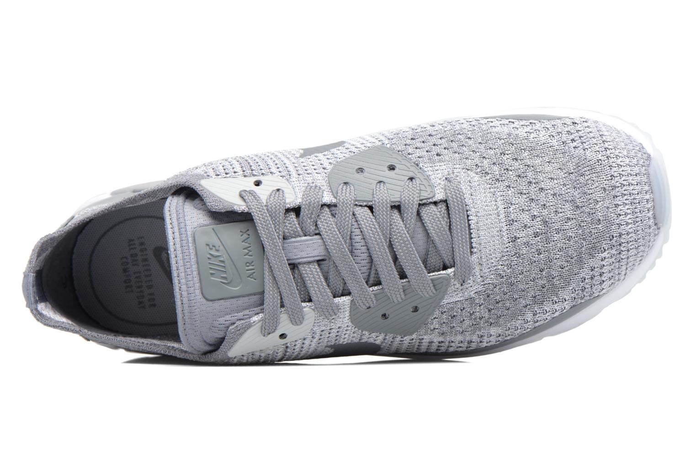 Sneakers Nike Air Max 90 Ultra 2.0 Flyknit Grijs links