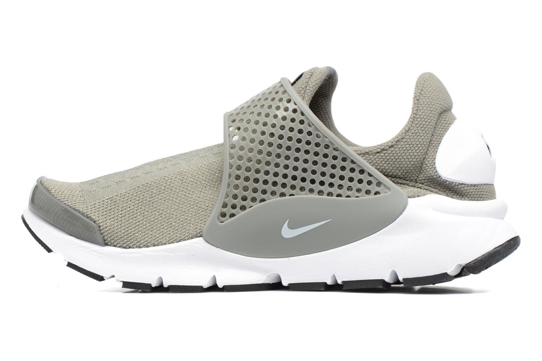 Sneakers Nike Wmns Nike Sock Dart Grøn se forfra