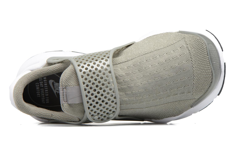 Sneakers Nike Wmns Nike Sock Dart Grøn se fra venstre