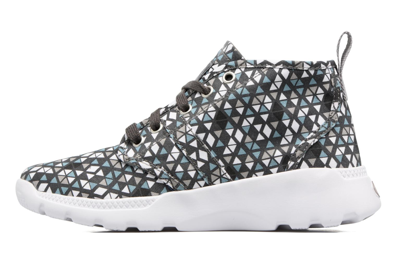 Sneakers Palladium Plvil Hi F Bianco immagine frontale
