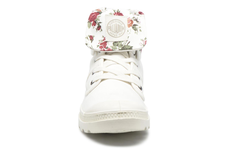 Baggy Twl F Off White/Flower